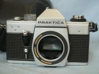 42mm Praktica PLC3 SLR Camera  £8.99